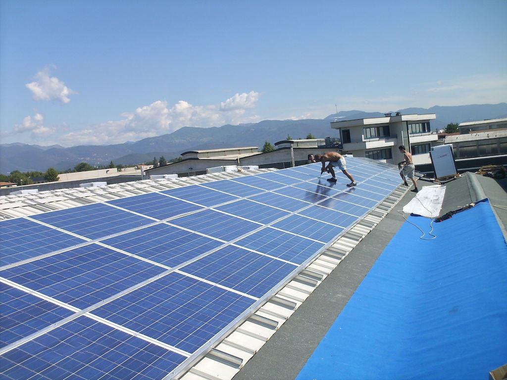 ZB Impianti Fotovoltaico